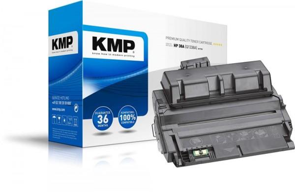 KMP Toner kompatibel mit HP Q1338A LaserJet 4200 Series XXL schwarz H-T118