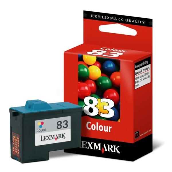 Original Lexmark Nr. 83 18LX042E für X5100 X6100 color