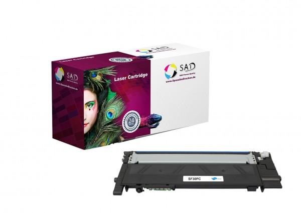 SAD Premium Toner komp. zu Samsung CLT-C404S / ST966A / C404S Cyan