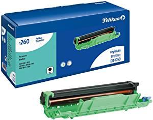 Pelikan 4232915 10000 Seiten schwarz Drum Drucker – Trommeln Druckertisch (10000 Seiten, Laser, Schw