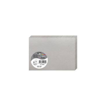Doppelkarten C6 12589C Clairefontaine Rhodia 25 x 210g Silber - (110 x 155)
