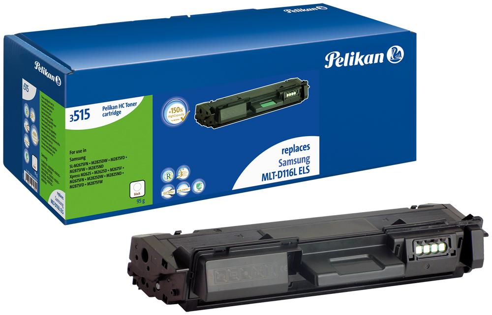 Pelikan Toner 3515HC komp. zu MLT-D118L Samsung Xpress M2625 etc. black