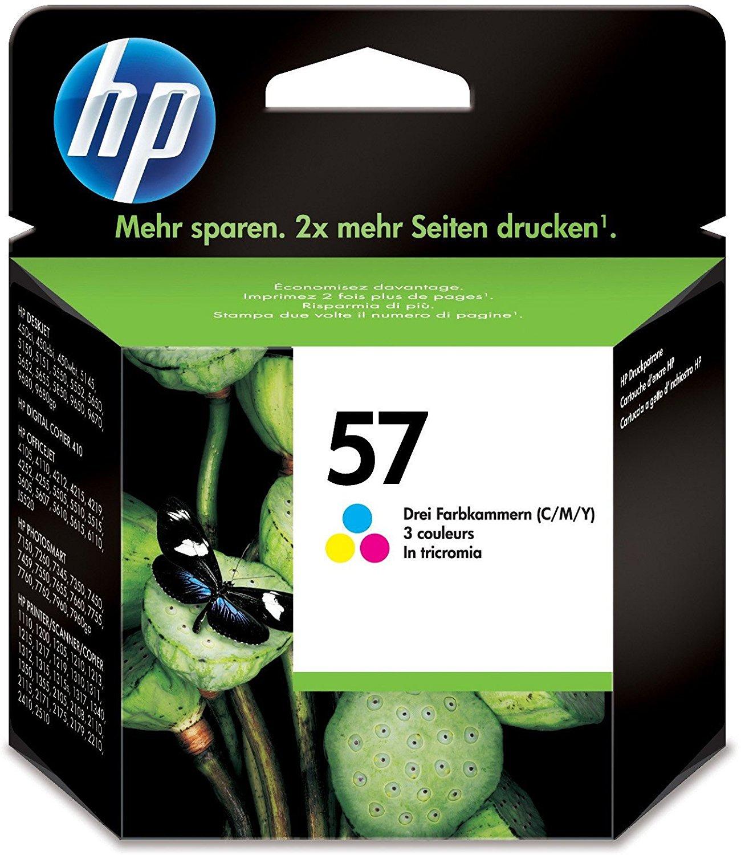 HP Tintenpatrone C6657AE Nr. 57 für Officejet 5510 etc. colour