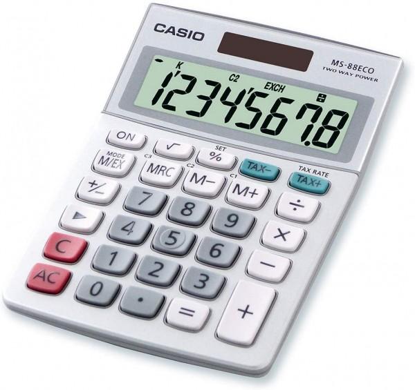 CASIO MS-88ECO Tischrechner