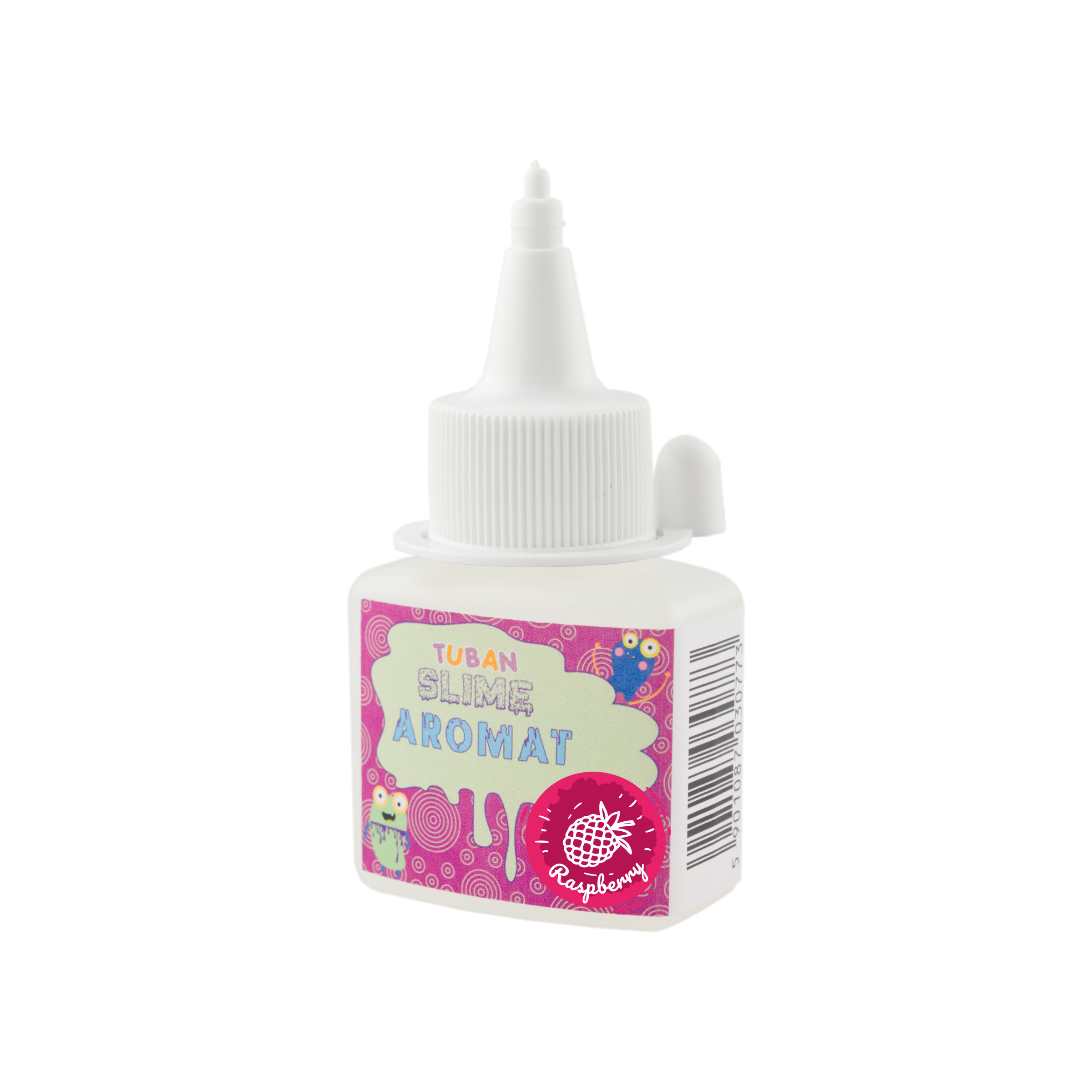 Tuban - Super Slime - Aroma mit Himbeerduft - 35 ml - by Jablka