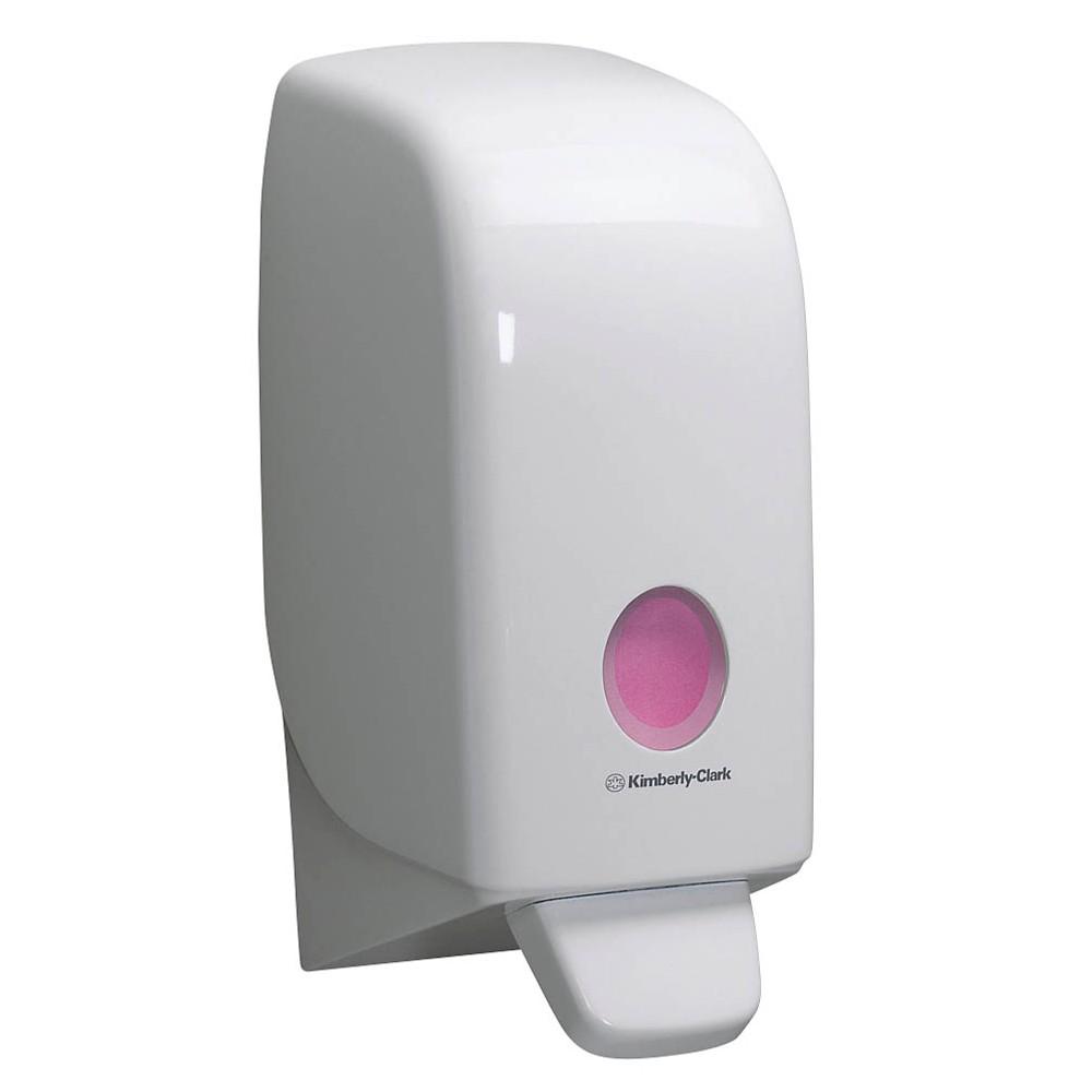 Kimberly-Clark Professional Aquarius wandmontierter Seifenspender für Handseife, Kompatibel mit 1 L