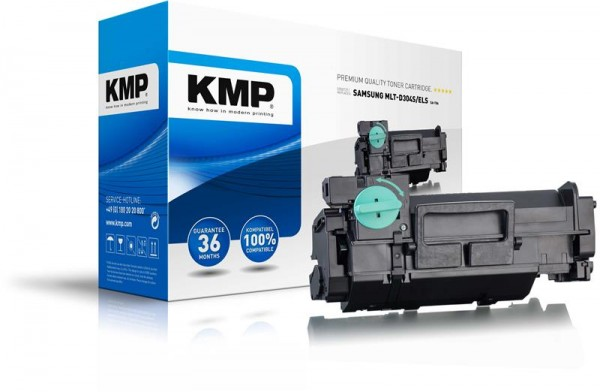 KMP Toner SA-T86 kompatibel mit MLT-D304S/ELS für SamsungPro Xpress SL-M4530ND etc. black