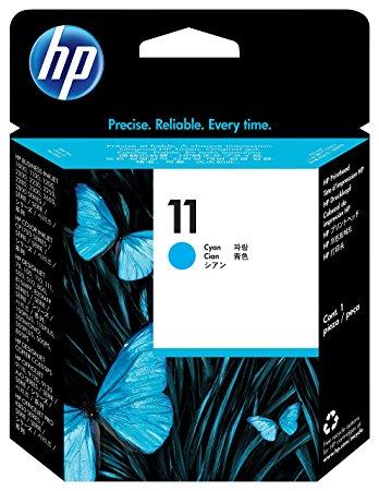 HP Druckkopf C4811A Nr. 11 cyan für DESIGNJET 800 / 500