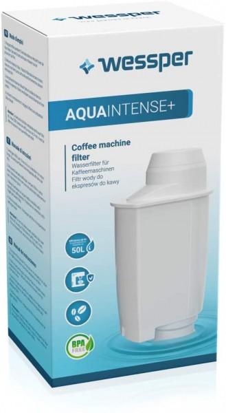Wessper Wasserfilter passend für Kaffeemaschine PHILIPS SAECO BRITA INTENZA+