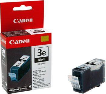 Vorschau: Original Canon BCI-3eBK Patrone Pixma iP 3000 4000 5000 black