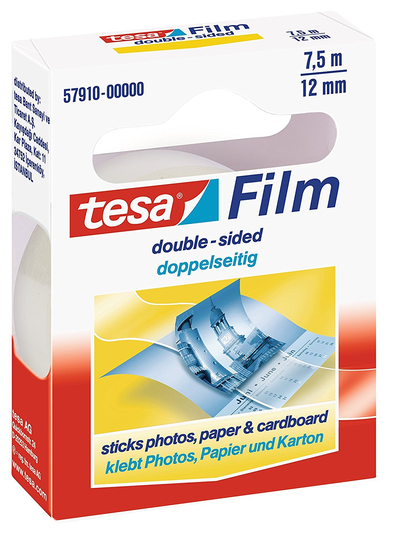 Vorschau: tesa 1 x tesafilm doppelseitig HFB