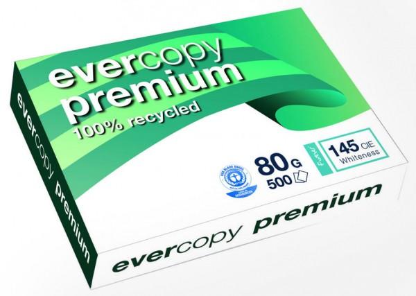 Clairefontaine Evercopy Premium 80g/m² DIN-A3 500 Blatt