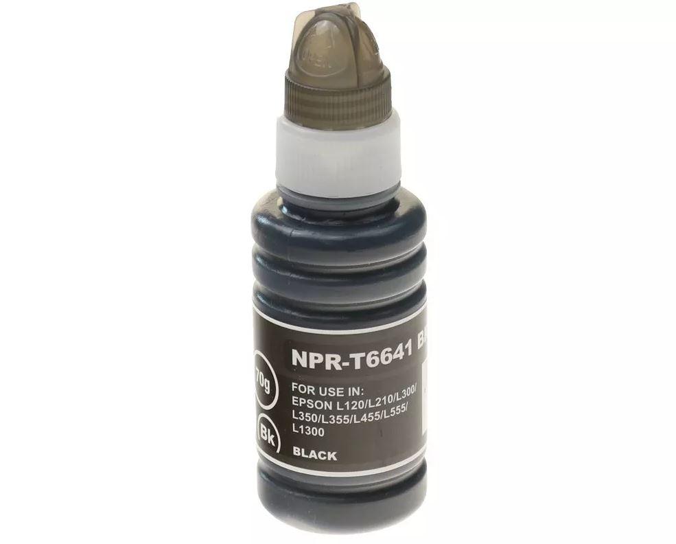 G&G High Quality Tintentank Epson T664 / C13T664140 kompatibel schwarz