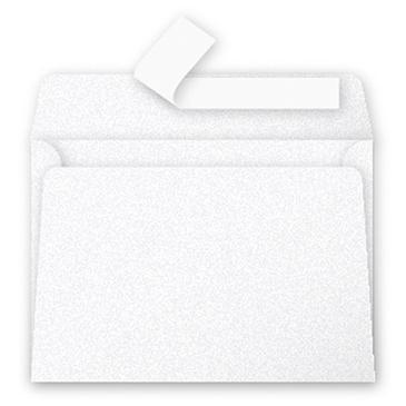 Clairefontaine Pollen Umschläge C6 Perlmutt-Weiß 120g/m² 20 Stück