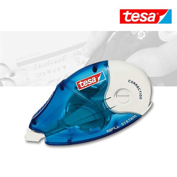 tesa Roller Korrigieren ecoLogo, Nachfüllroller 8,4mm ( HFB )