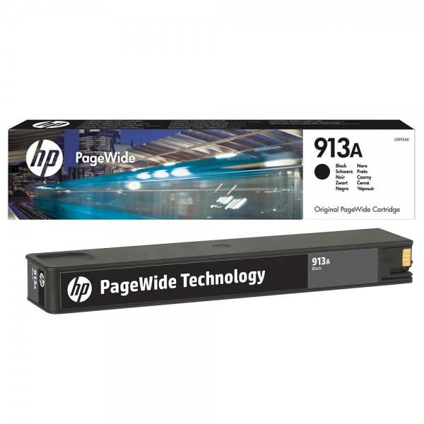 HP Nr. 913A Schwarz Original Druckerpatrone für HP PageWide L0R95AE