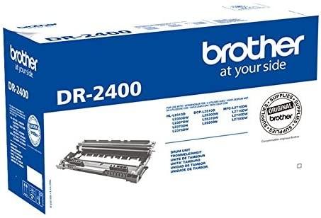 Original Brother DR2400 Original Trommeleinheit (für HL-L2310D, DCPL2510D, MFC-L2710DN,L2350DW)