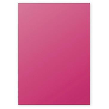 Clairefontaine Pollen Papier Himbeerrosa 210g/m² DIN-A4 25 Blatt