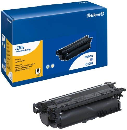 Pelikan Toner ersetzt HP CF320A, Black, 11500 Seiten