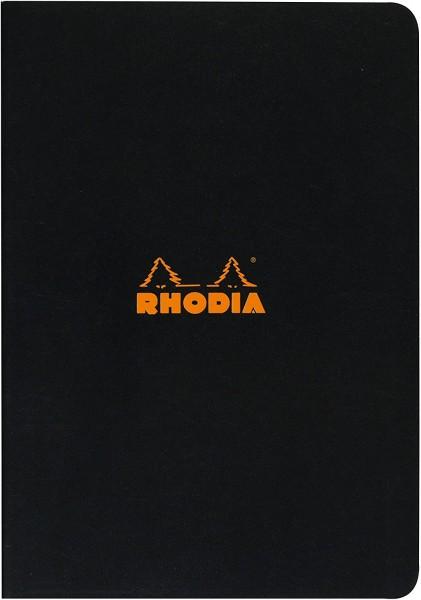 Rhodia 119165C Heft (DIN A4, 21 x 29,7 cm, liniert, 48 Blatt) 1 Stück farbig sortiert
