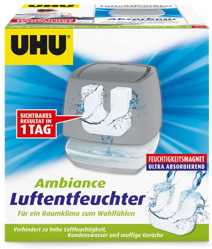 UHU Ambiance Originalpackung Farbe: anthrazit