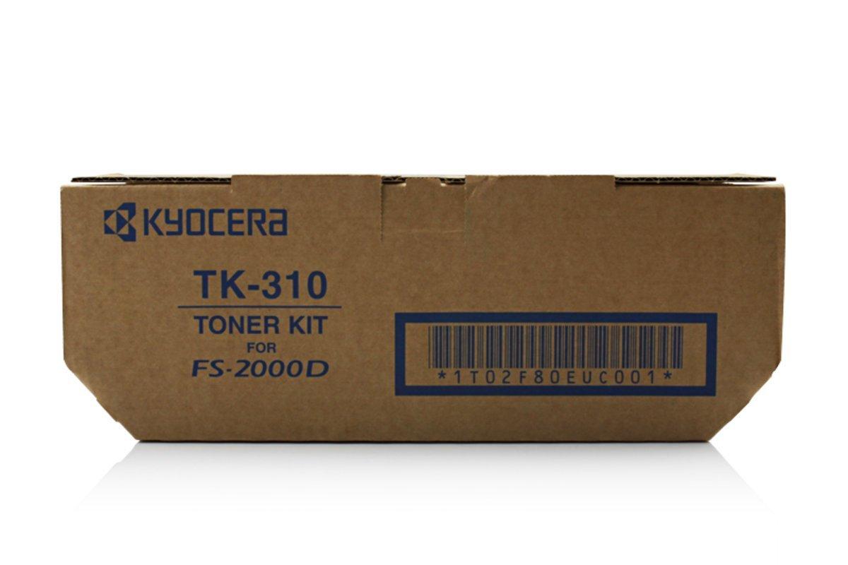 Original Kyocera Toner TK-310 für FS-2000D/ FS-3900DN/ FS-4000DN black