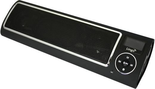 Lingo Xtatic V2 Lautsprecher Bluetooth schwarz
