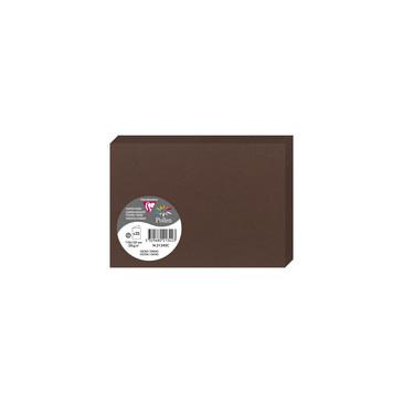 Doppelkarten C6 21342C Clairefontaine Rhodia 25 x 210g Kakao (110 x 155)