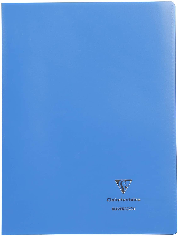 Clairefontaine 971611C Heft Koverbook (DIN A4, 21 x 29,7 cm, kariert, 48 Blatt, 90 g, blickdicht) 1