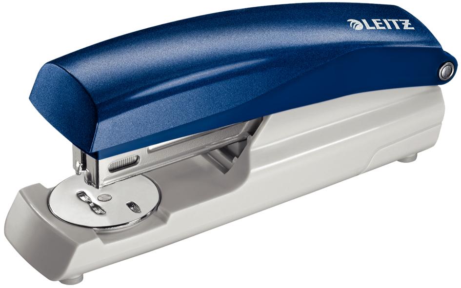 Leitz Büroheftgerät NeXXt, 30 Blatt, blau