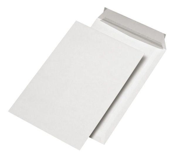 Elepa - rössler kuvert Versandtaschen C5, ohne Fenster, haftklebend, 90 g/qm, weiß, 500 Stück