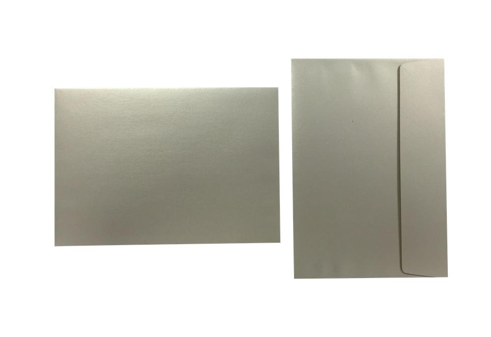 Inapa Shyne Umschläge C5 Soft Gold 120g/m² 100 Stück