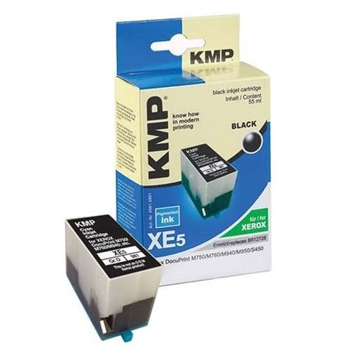 KMP Patrone XE5 für XEROX (M750/M760/M940/M950/S450) schwarz