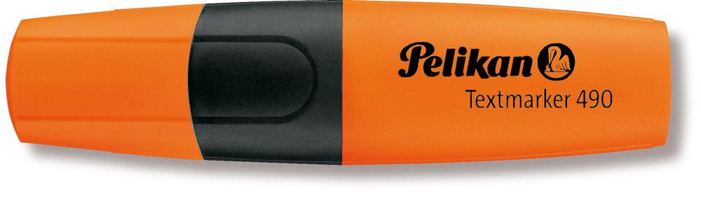 Pelikan Textmarker 490 Leucht-Orange