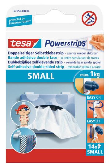 tesa Powerstrips Small, 14 Stk