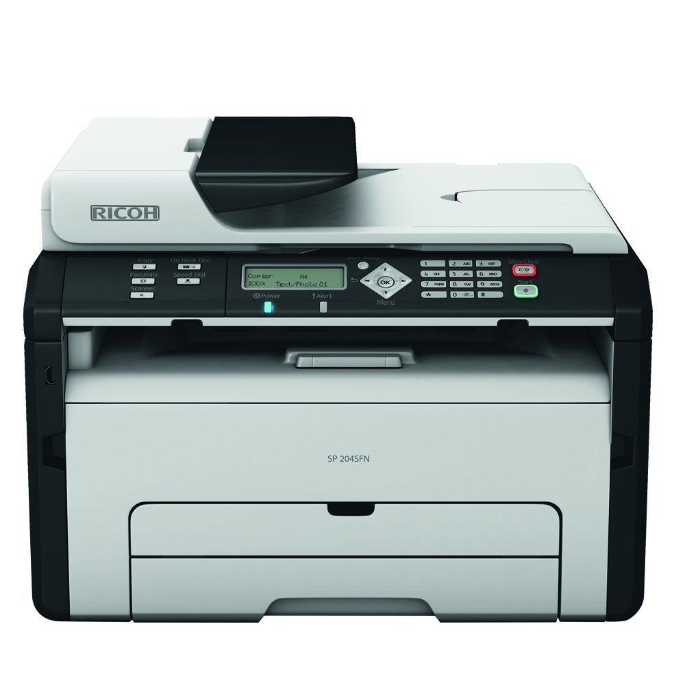 Ricoh Aficio SP 204SFN SW-Laserdrucker