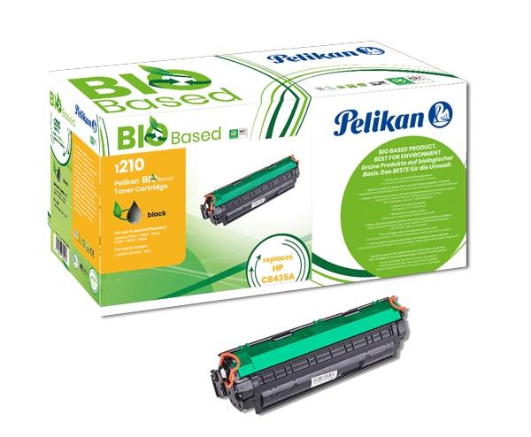 Pelikan biobasierter Toner ersetzt HP CB435A, Black, 1500 Seiten BIO