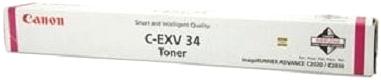Original Canon Toner C-EXV34 magenta Imagerunner C-Serie 2020 2020i etc.