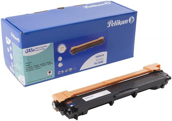 Pelikan Toner ersetzt Brother TN-241BK/242BK (passend für Drucker Brother HL 3140CW, 3170CDW; HL 314