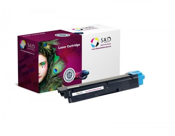 SAD Toner für Kyocera TK-580C FS-C 5150 DN cyan