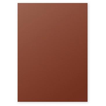 Clairefontaine Pollen Papier Schokoladenbraun 120g/m² DIN-A4 50 Blatt