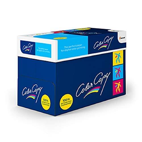 Color Copy Laserdruckpapier leicht satiniert 200g/m² A4, Karton zu 5 Paketen á 250 Blatt, FSC mix