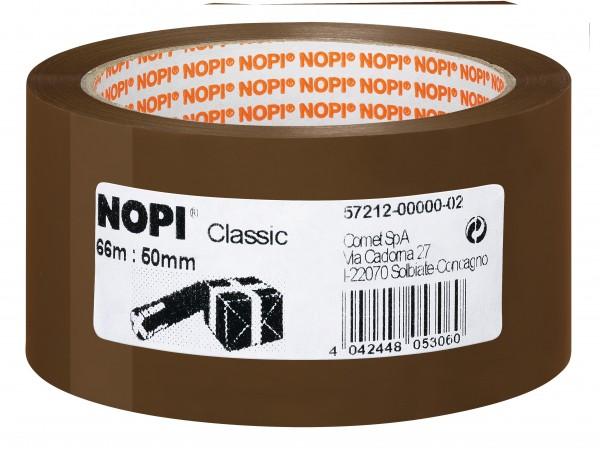 GP: 0,02 EUR/m Nopipack Classic braun 4042 PV2 66m x 50mm