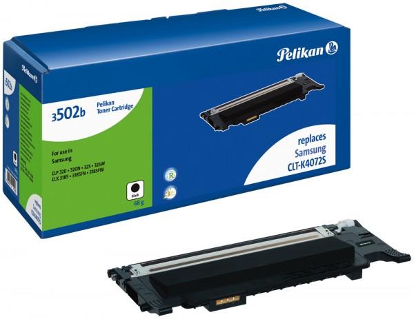 Pelikan Toner 3502b komp. zu CLT-K4072S Samsung CLP-320 black