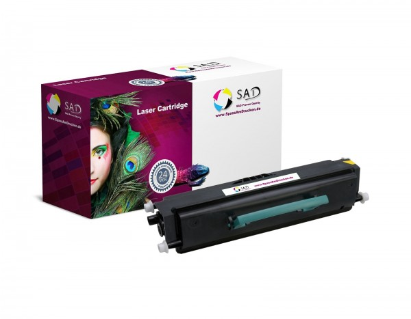 SAD Toner für Lexmark E360H21E E360 460 462 black