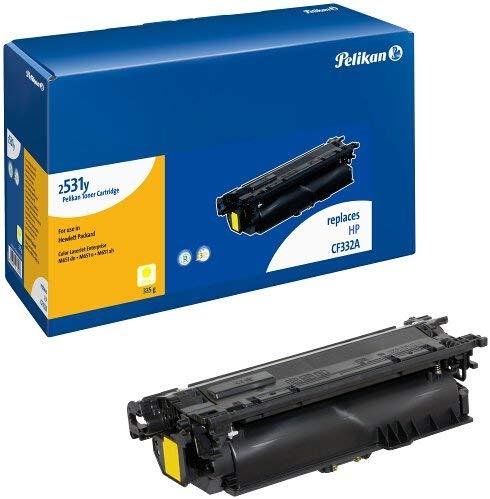 Pelikan Toner ersetzt HP CF332A, Yellow, 15000 Seiten