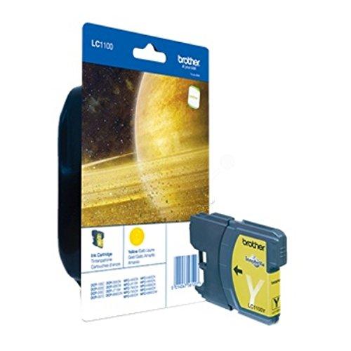 Vorschau: Original Brother LC1100Y für Brother MFC-6490CW yellow
