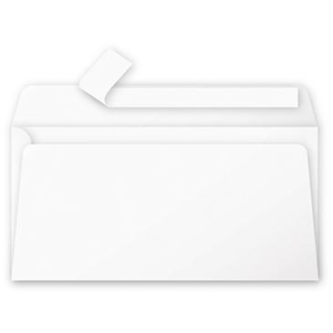 Clairefontaine Pollen Umschläge DIN-Lang Weiß 120g/m² 20 Stück