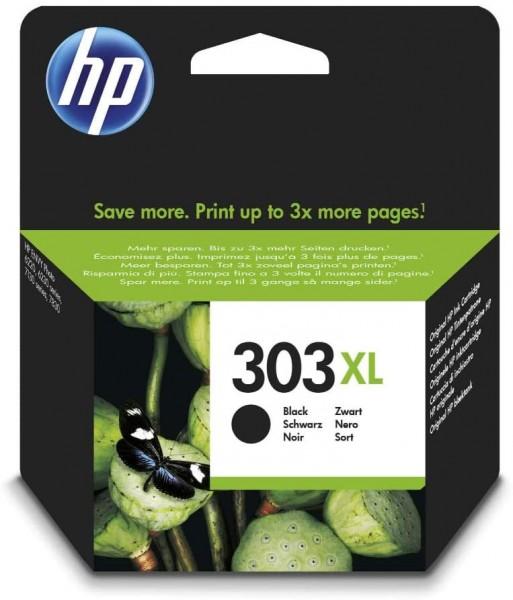HP 303XL Schwarz Original Druckerpatrone mit hoher Reichweite für HP ENVY Photo