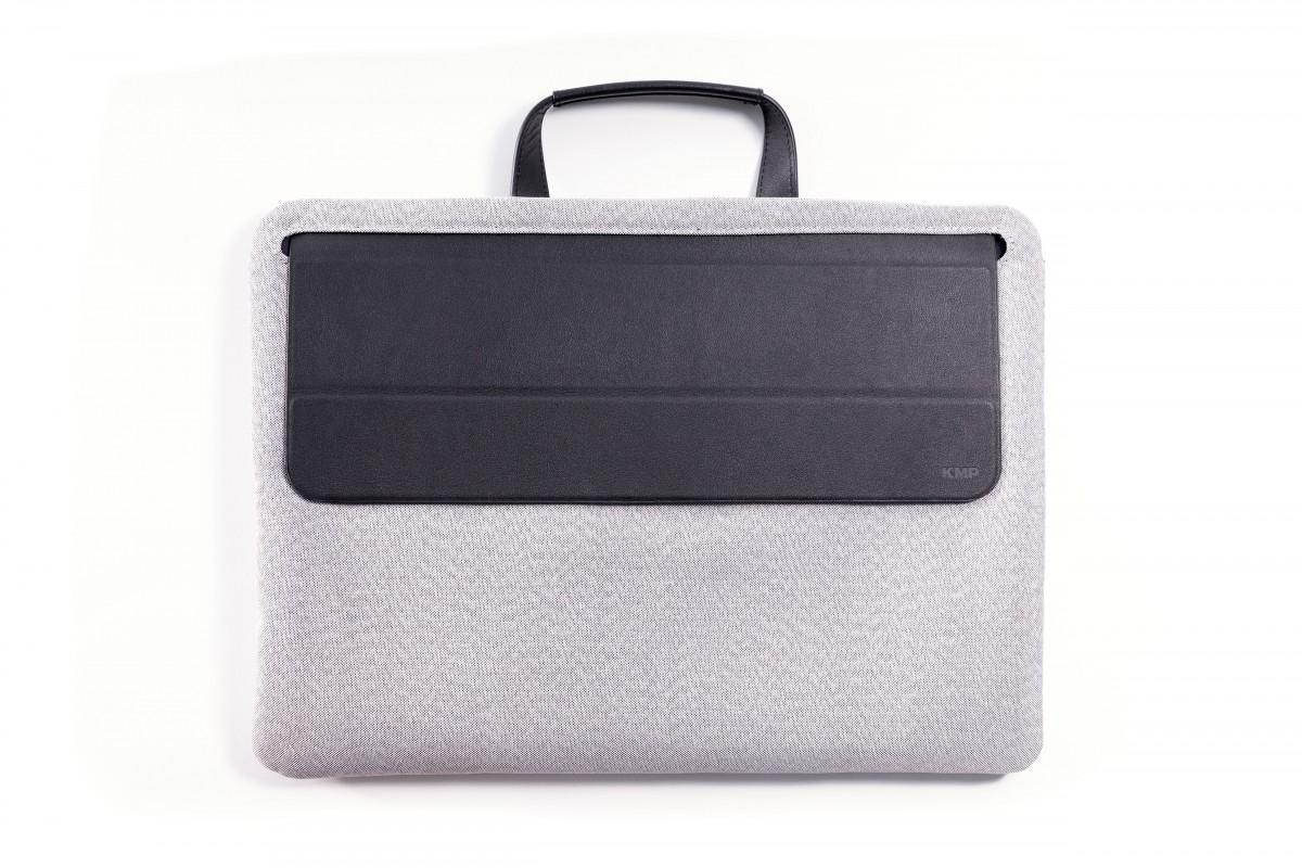 """KMP Tasche Sleeve SlimFit für Apple MacBook Pro 13"""" Mac Book Rundum-Schutz black"""
